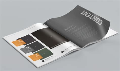 Simple edit with smart layers. Magazine Mockup Images | Free Vectors, Stock Photos & PSD