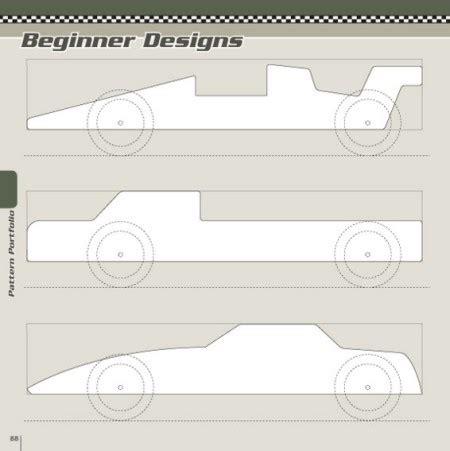 pinewood derby car templates sadamatsu hp