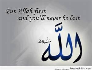 Reflect Upon Th... Allah Tawakkul Quotes
