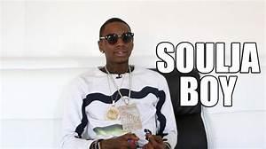 Exclusive! Soulja Boy on Gucci Forehead Tattoo: I Spent $1 ...