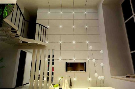 living room wall tiles decor ideas