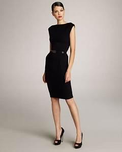 10 imu00e1genes de vestidos ejecutivos