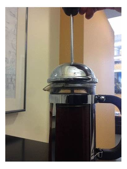 Press French Coffee Pot Moka Maker Homegrounds