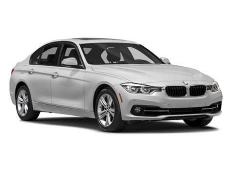 New 2018 Bmw 3 Series 330i 4dr Car In League City