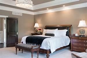Elegant, Master, Bedroom