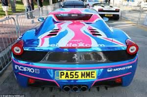 corvette batmobile racers descend on miami for 2014 gumball rally start