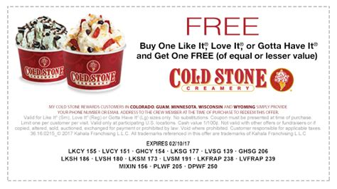 cold coupon printable promo codes mega deals and
