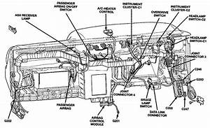 1997 Dodge Ram Dash Wiring Harness Diagram