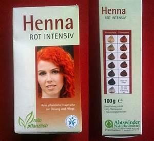 Henna Farbe Selber Machen : test coloration abtswinder naturheilmittel henna rot intensiv testbericht von mexicolita ~ Frokenaadalensverden.com Haus und Dekorationen