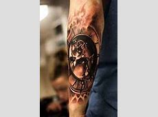 Tatouage Homme Interieur Bras - tattoo-art