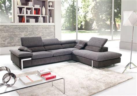 canapé d angle avec tetiere modern design moblinea