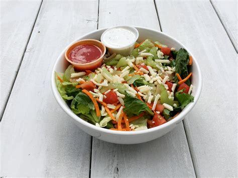 fast food salad roundup food network healthy eats