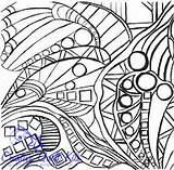 Coloring Adult Fabric Favorite Relax Way sketch template