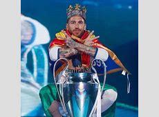 Sergio Ramos on Twitter