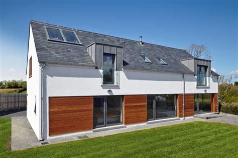 house plans modern crawfordsburn passive house passive house association of