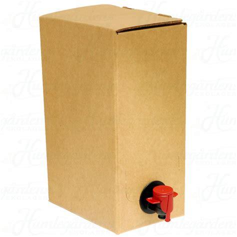 in a box humleg 229 rdens ekolager bag in box brown box and alu bag 3 l