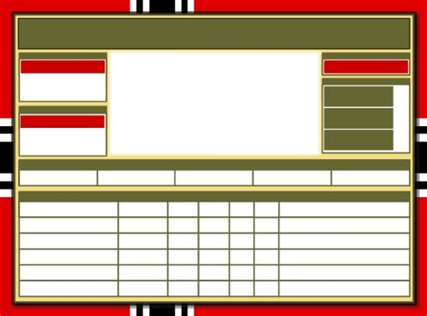 v4 card template flames of war tmp quot anyone done template for fow v4 info card yet quot topic