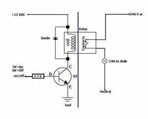 arduino relay control using ardiuno mega electrical With 12v relay circuit board