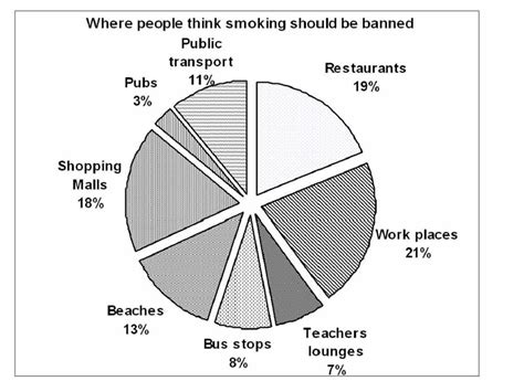 smoking should be banned essay the chart below describes results of a public opinion poll