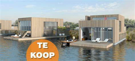 Woonark Te Koop Groningen by Te Koop Waterwoningen Meerstad Groningen Hollands Huis