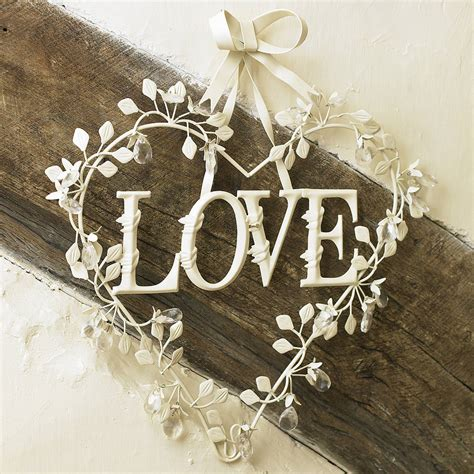 vintage love wall art by dibor notonthehighstreet com