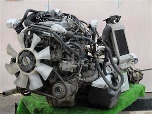 Used Engine U0026transmission 4m40 C 4wd At Mitsubishi