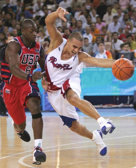 2004 Athens Olympics Dream Team Loses For First Time
