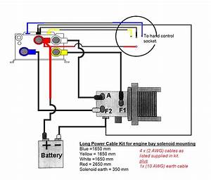 Boat Trailer Electric Winch Wiring