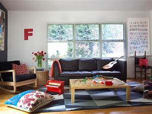20 Tips For Creating A Family Friendly Living Room HGTV