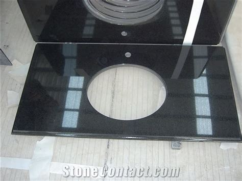 Yellow Bathroom Vanity Tops by Shanxi Black Granite Vanity Top G682 Yellow Granite Bath