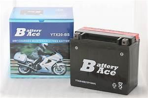 YTX20-BS Battery Ace   Kotkan Akkukeskus