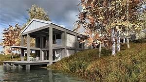 Dom Nad Jeziorem : dom nad jeziorem projekty architektury piechnik architekci ~ Markanthonyermac.com Haus und Dekorationen