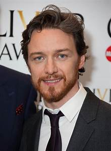 James McAvoy presents and is nominated at Olivier Awards ...  James