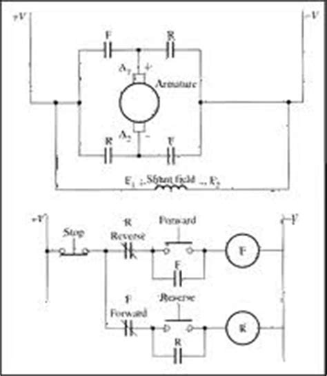 Single Phase Motor Wiring Diagram Voltage