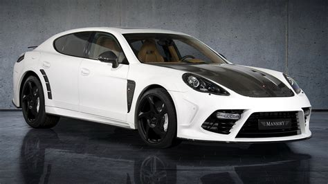 Porsche Panamera Turbo By Mansory (2010) Wallpapers And Hd