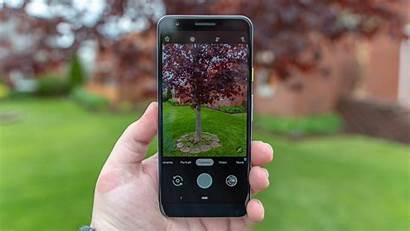 Pixel Google Camera 3a Mode Phone Purple