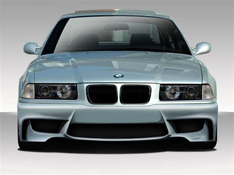 duraflex m3 e36 1m look front bumper kit 1 pc for bmw
