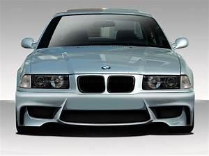 Duraflex Series M E6 1m Look Front Bumper Cover 1 Piece