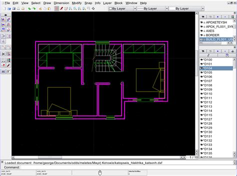 electrical wiring cad