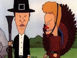 Beavis and Butthead Thanksgiving