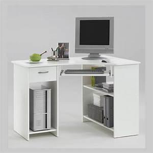 Small Corner Desk White HomeFurniture org