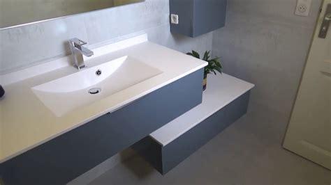 meuble salle de bain design meuble salle de bain en d 233 cal 233 moderne et design atlantic bain