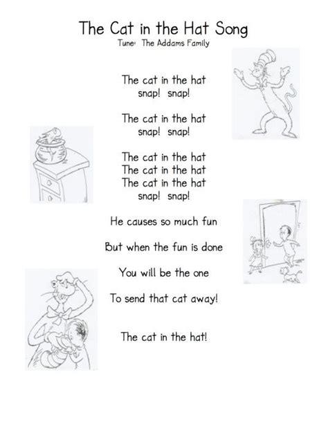 dr seuss songs preschool songs on 825