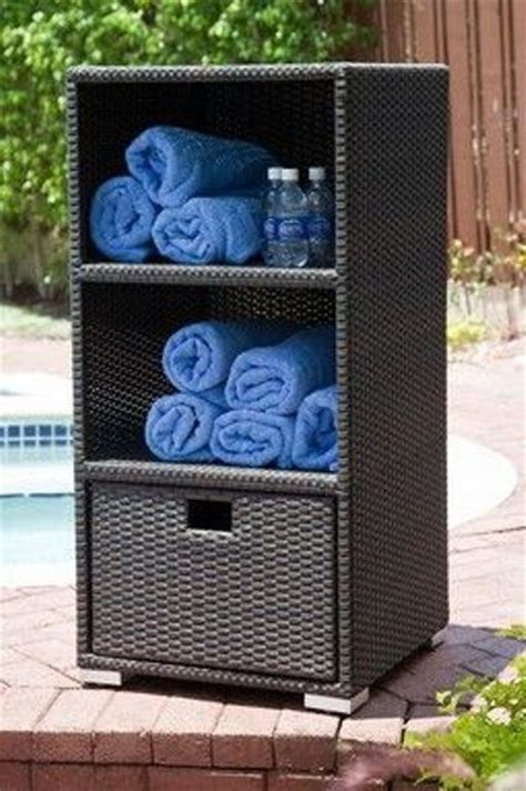 20 Smart Outdoor Storage Furniture Ideas - Shelterness