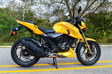 2017 Tvs Apache Rtr 200 4v Launched In India At Rs 97,800