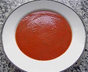 Tomatensuppe Rezept Einfach : einfache tomatensuppe von lenchen ~ Yasmunasinghe.com Haus und Dekorationen