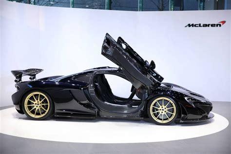 Black McLaren 625C | Mclaren p1, Mclaren, Super cars