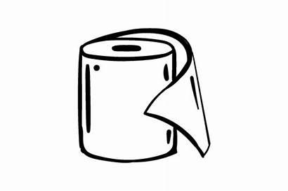 Toilet Paper Roll Svg Line Cricut Creativefabrica