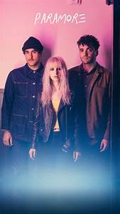 After Laughter cover, Self-Titled style : Paramore