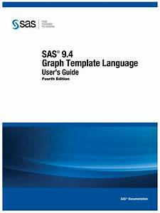 Sas 9 4 Graph Template Language User U2019s Guide
